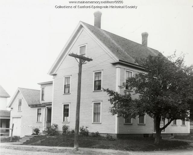18 Bodwell Street, Sanford, ca 1900