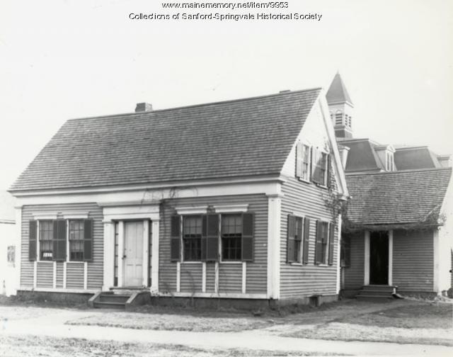 5 Bodwell Street, Sanford, ca 1900