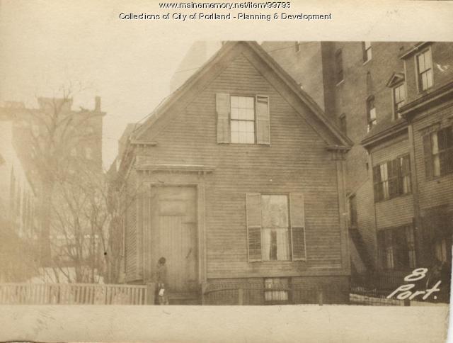 8 Portland Street, Portland, 1924