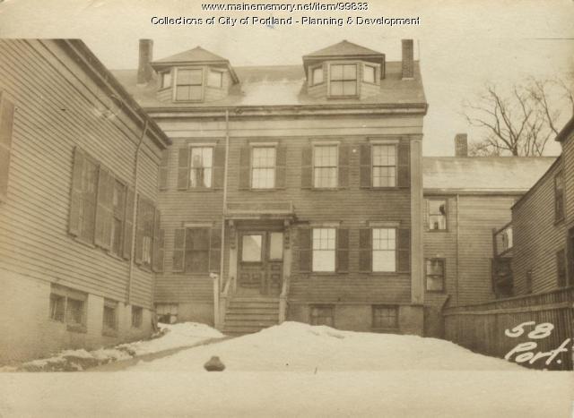 58 Portland Street, Portland, 1924