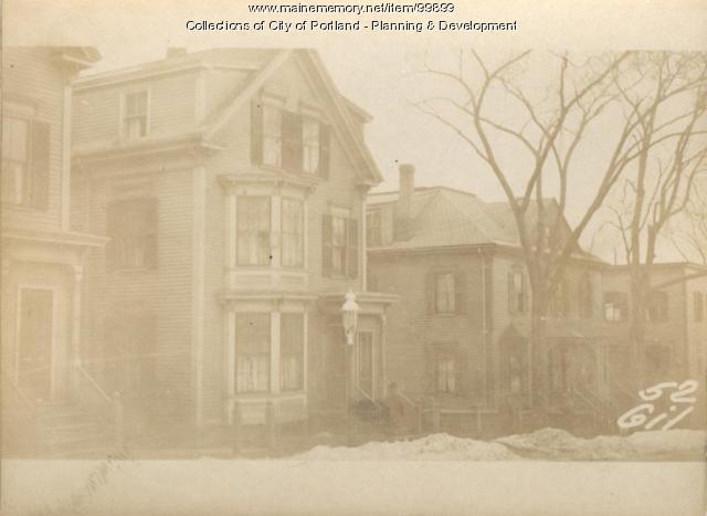 52 Gilman Street, Portland, 1924
