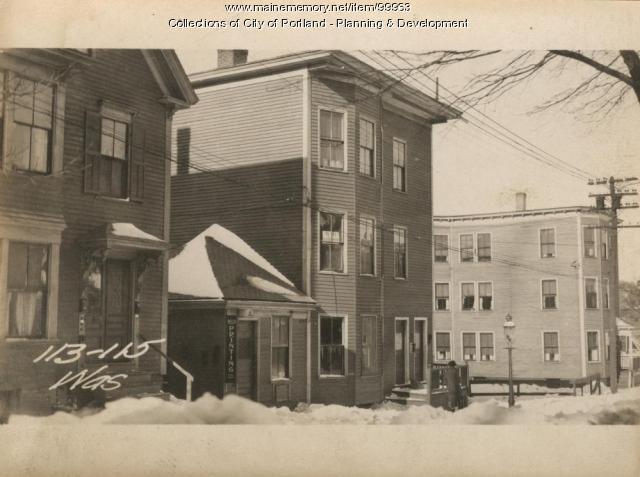 90-92 Gilman Street, Portland, 1924