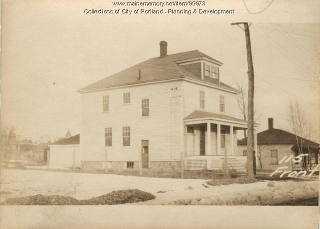 113-115 Front Street, Portland, 1924