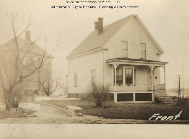 8-12 Front Street, Portland, 1924