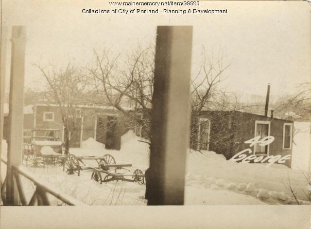49-53 George Street, Portland, 1924