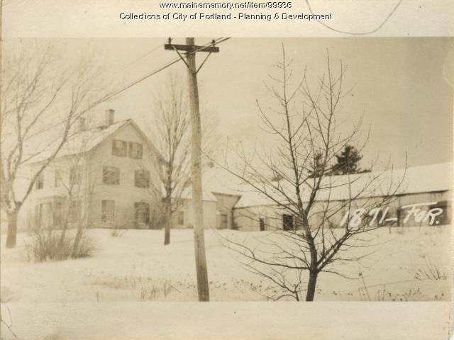 1775-1921 Forest Avenue, Portland, 1924