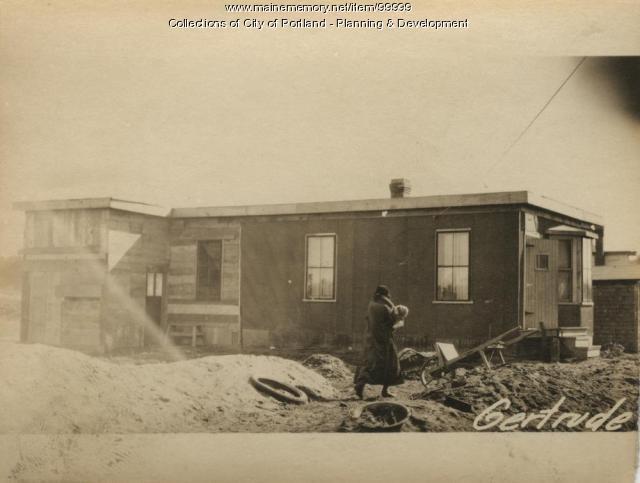 7 Gertrude Avenue, Portland, 1924